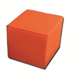 Pouf en mousse forme CARREAU H35cm x L35cm 15 couleurs au choix