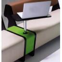 Bloc-tablette-écriture pour gammes de chauffeuses modulables 21037-21049
