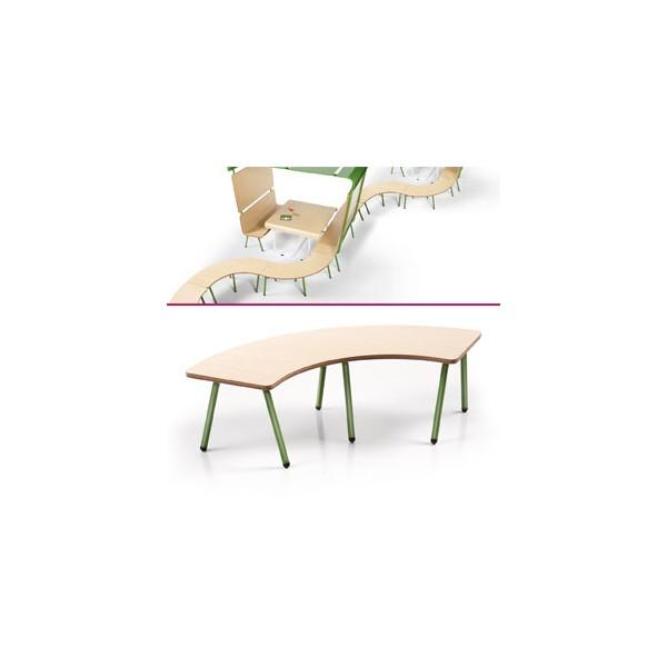 banc enfant design sp cial salle d 39 attente. Black Bedroom Furniture Sets. Home Design Ideas