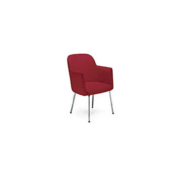 fauteuil classique eco 4 pieds. Black Bedroom Furniture Sets. Home Design Ideas