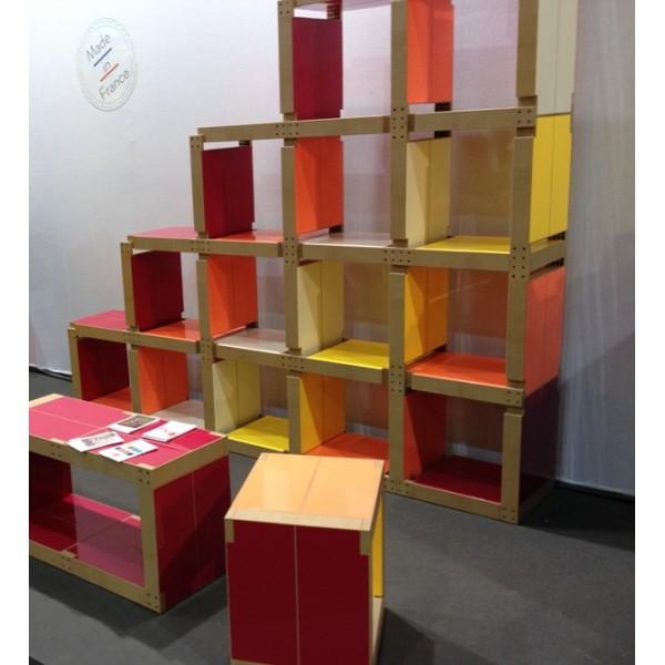 Table Basse étagère Forme Rectangulaire