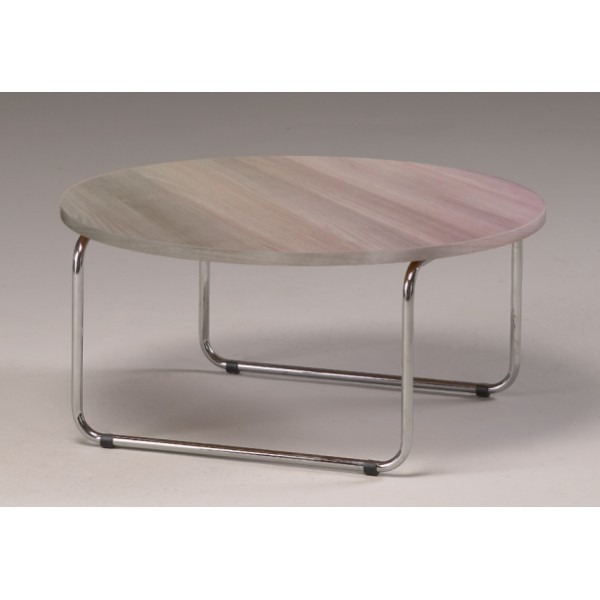 Table basse ronde for Pietement table ronde