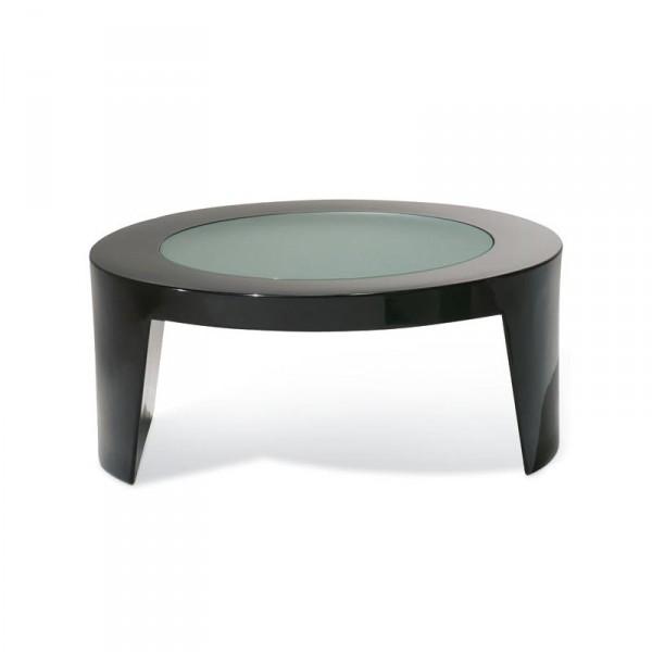 Table basse design ronde exterieur interieur for Table ronde exterieur