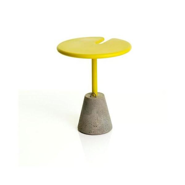 Table bistrot sp ciale exterieur for Beton couleur exterieur