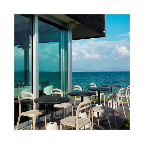Table bistrot exterieur gallery of salon de jardin salon for Table exterieur osier