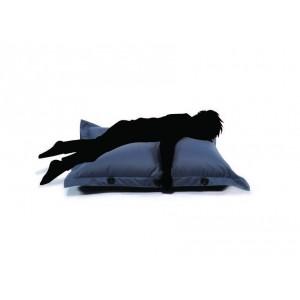 Coussin de détente FLOTTANT spécial PISCINE , déhoussable dim. 100x100cm