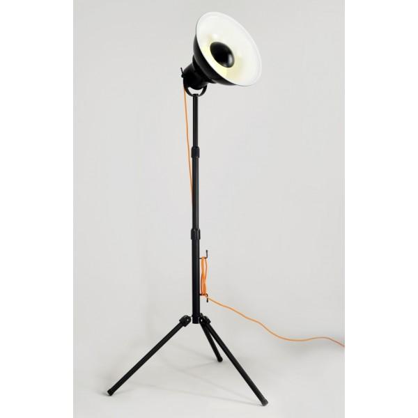 lampadaire haut style projecteur cin ma. Black Bedroom Furniture Sets. Home Design Ideas