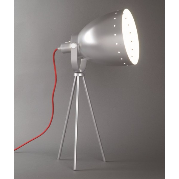 Lampe style studio de cin ma for Lampe projecteur cinema sur trepied