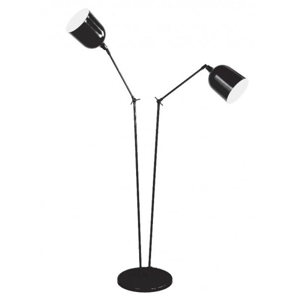 lampadaire 2 bras